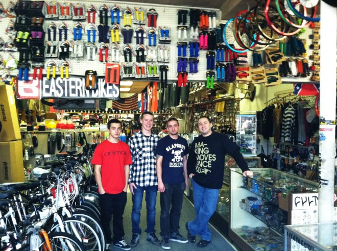Bikes Stores Nj done at the shop in the