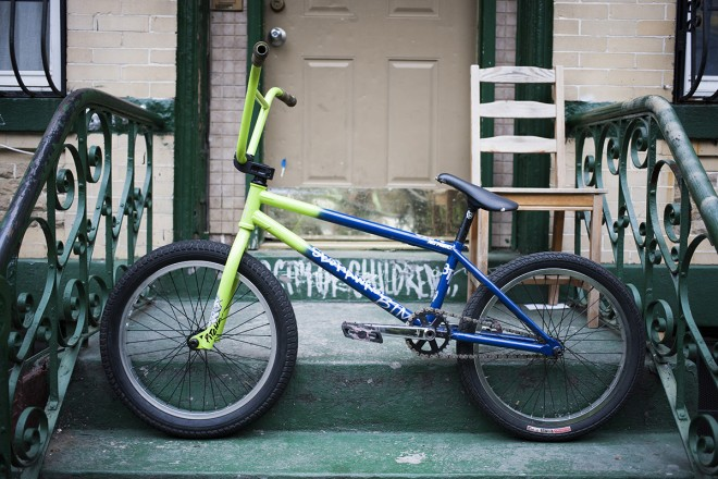 Mike Hoder Bike Check