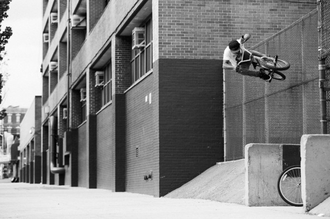 OBA STANLEY; NEW YORK CITY USA; WALLRIDE; MAY 2014